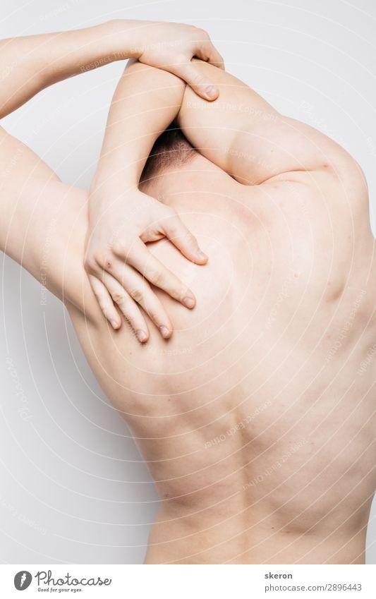Männergesundheit: Rückenmassage bei Krankheiten Lifestyle schön Körperpflege Gesundheit Gesundheitswesen Behandlung Gesunde Ernährung Fitness Krankenpflege
