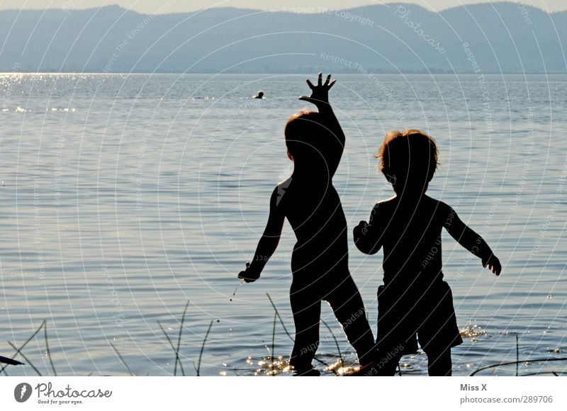 Frohe Weihnacht ;-) Spielen Ferien & Urlaub & Reisen Ausflug Sommer Sommerurlaub Sonne Strand Mensch Geschwister Kindheit 2 1-3 Jahre Kleinkind 3-8 Jahre Küste