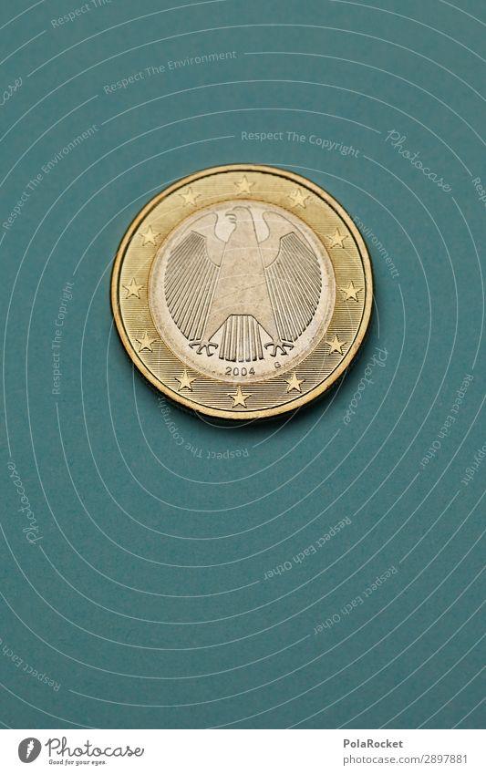 #A# coin I Kunst ästhetisch Geld Geldinstitut Geldmünzen Geldgeschenk Geldnot Geldkapital Geldgeber Geldverkehr Deutschland Symbole & Metaphern