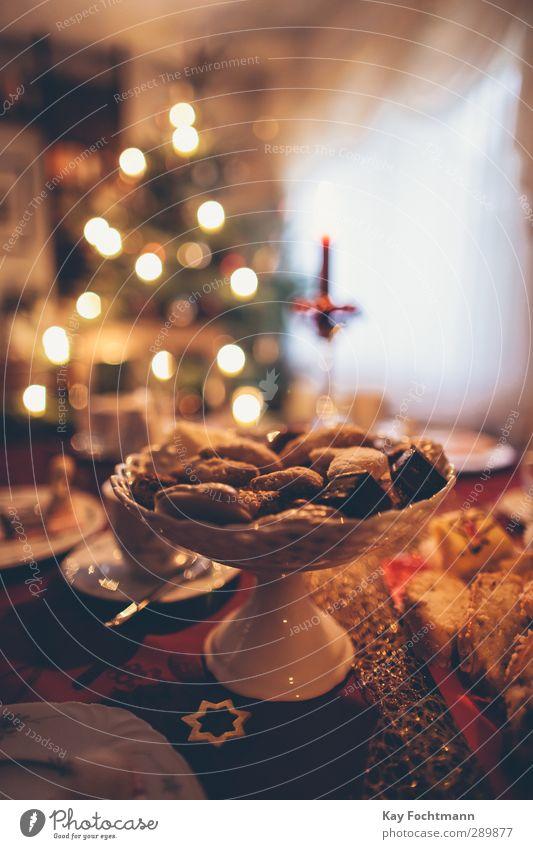 ° Weihnachten & Advent Freude Wärme Stil Glück Feste & Feiern Zusammensein Wohnung Zufriedenheit Häusliches Leben elegant Dekoration & Verzierung ästhetisch Tisch Warmherzigkeit Süßwaren