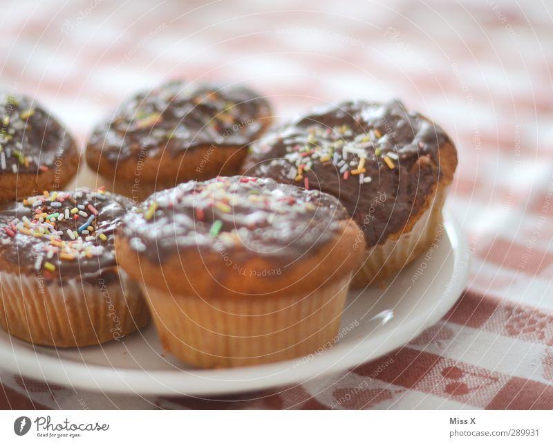 Weihnachtspfund 1 klein Lebensmittel Ernährung süß lecker Süßwaren Frühstück Kuchen Schokolade Backwaren Tischwäsche Teigwaren Muffin Kaffeetrinken Kaffeetisch