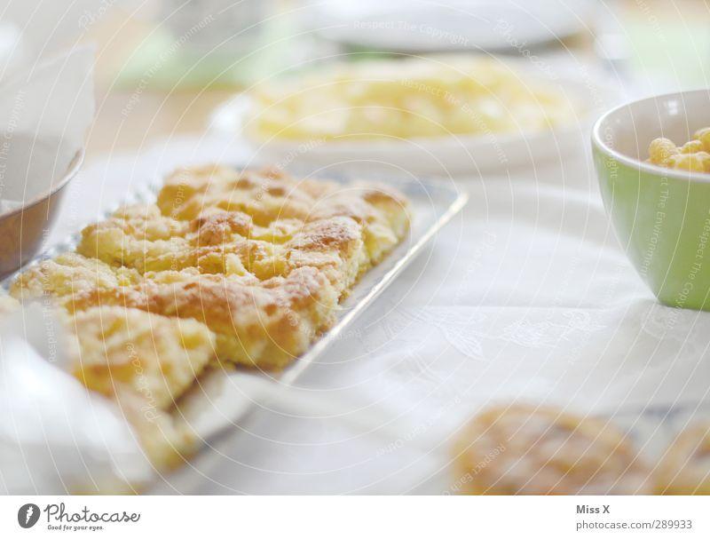 Weihnachtspfund 3 Feste & Feiern Lebensmittel Ernährung süß Kochen & Garen & Backen Apfel lecker Frühstück Teller Backwaren Teigwaren Kaffeepause Streusel