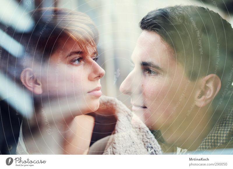oh yeah. Mensch Frau Jugendliche Mann Junge Frau Freude Junger Mann Erwachsene 18-30 Jahre Leben feminin Glück Kopf Paar Freundschaft maskulin