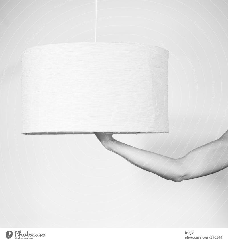 Freitag! Feieraaahmd! Der letzte macht das Licht aus! Mensch Leben Lampe Raum Arme Freizeit & Hobby Energiewirtschaft Energie Design Häusliches Leben gefährlich Dekoration & Verzierung Elektrizität bedrohlich einfach Neugier