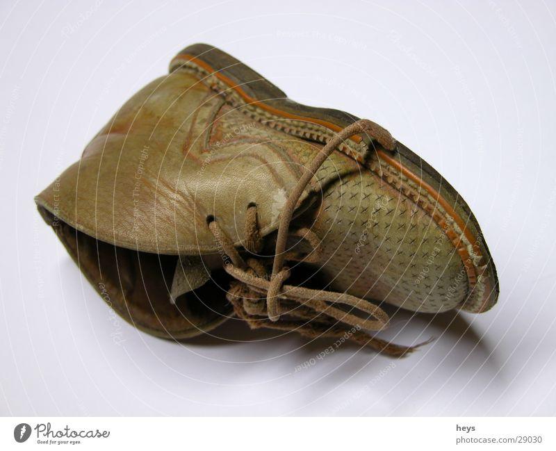Schuh bi du... Schuhe Freizeit & Hobby Ausgrabungen Rarität Kinderschuhe Fundus