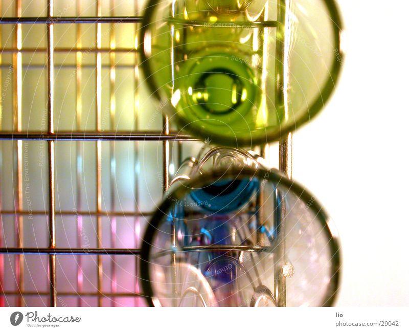 bluegreen Reagenzglas Experiment Wissenschaften Labor ph-Werte Chemie Versuch