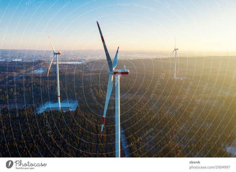 wind power Energiewirtschaft Windkraftanlage Windrad Triebwerke Erneuerbare Energie