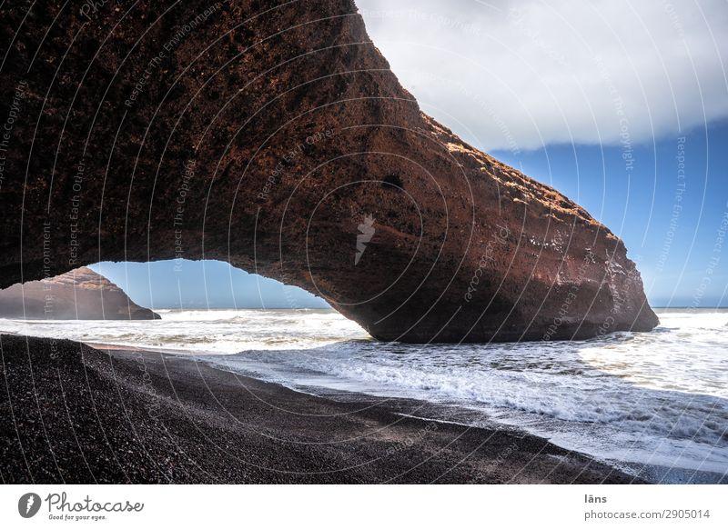 Felsbogen Meer Strand Bogen Atlantik