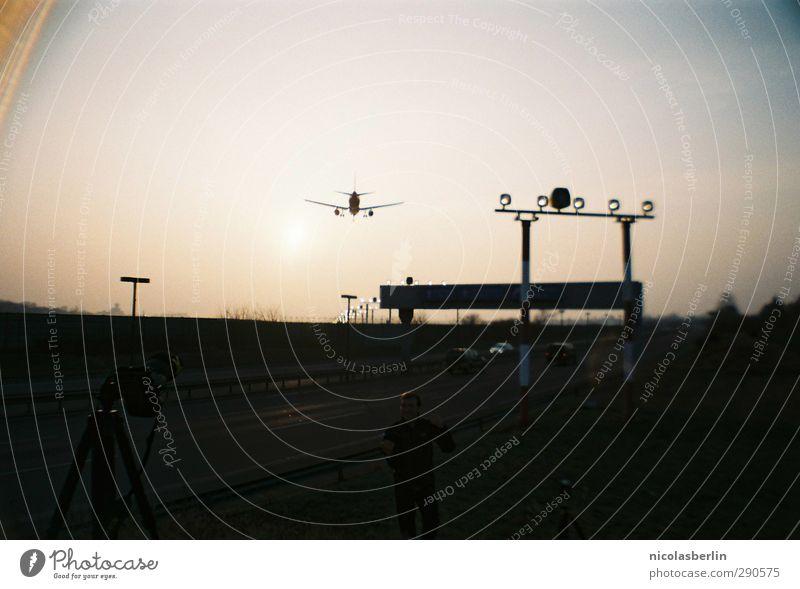 2012, 2013, 2014... Ferien & Urlaub & Reisen Stadt dunkel fliegen Tourismus Freizeit & Hobby Luftverkehr groß Zukunft Flugzeug Unendlichkeit Flugangst