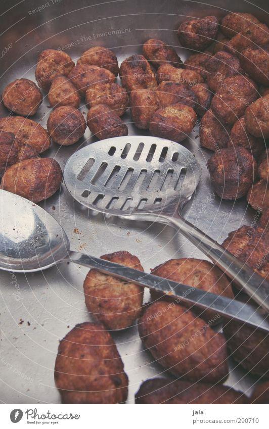 köfte Lebensmittel Fleisch Ernährung Abendessen Türkisches Gericht lecker Appetit & Hunger Farbfoto Innenaufnahme Menschenleer