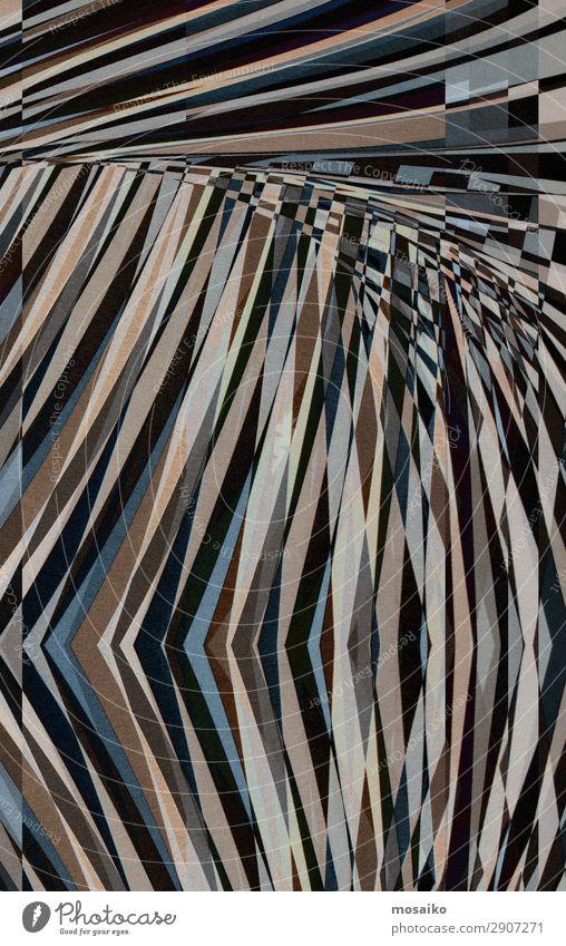Schwarz-Weiß-Papierstruktur - Hintergrundgestaltung Lifestyle elegant Stil Design Freude Freizeit & Hobby Dekoration & Verzierung Tapete Kunst ästhetisch