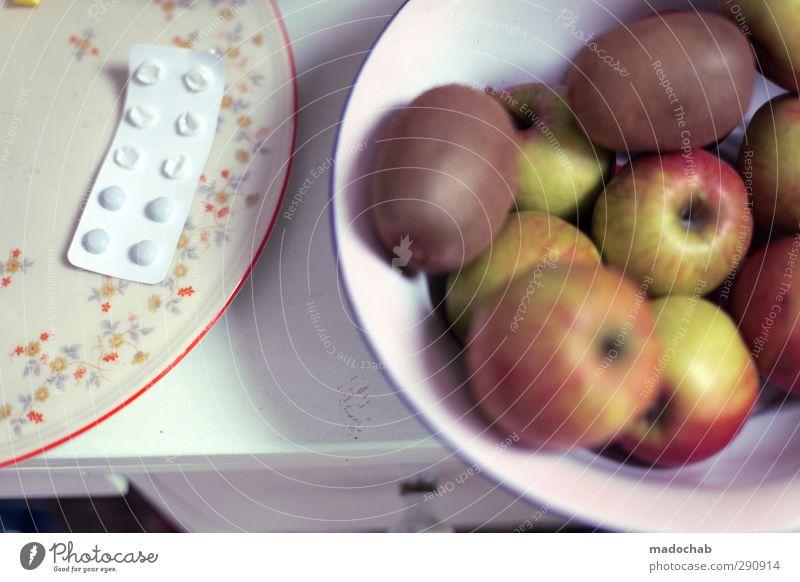 Alternativen Gesunde Ernährung Gesundheit natürlich Frucht Lebensmittel Gesundheitswesen Lifestyle Hoffnung Schutz Glaube Apfel Krankheit Risiko Wohlgefühl