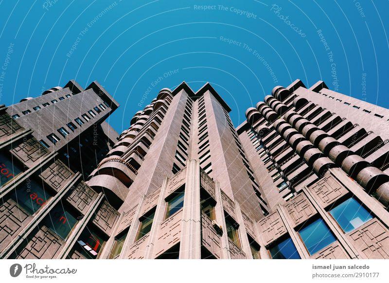 Gebäude- und Wohnungsarchitektur in der Stadt Bilbao, Spanien Großstadt Skyline Fassade Architektur Strukturen & Formen Konstruktion Fenster Dach Haus heimwärts