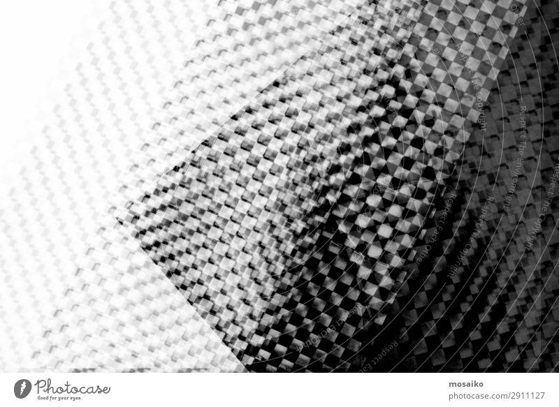 schwarz weiß - abstraktes Muster - Papier Reichtum elegant Stil Design exotisch Freude Nachtleben Entertainment Veranstaltung Feste & Feiern Kunst Kunstwerk