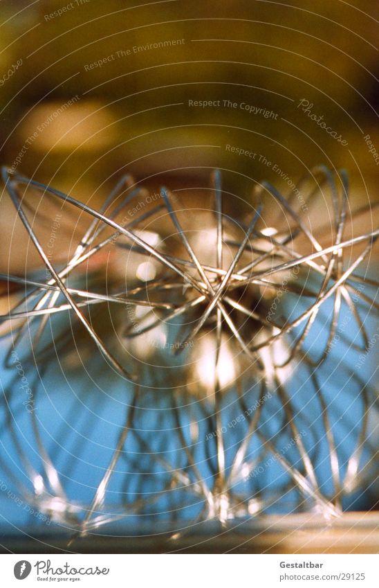 Schneebesen Reflexion & Spiegelung abstrakt kochen & garen schlagen schäumen Schaum Latte Macchiato Cappuccino Eischnee gestaltbar Makroaufnahme Nahaufnahme
