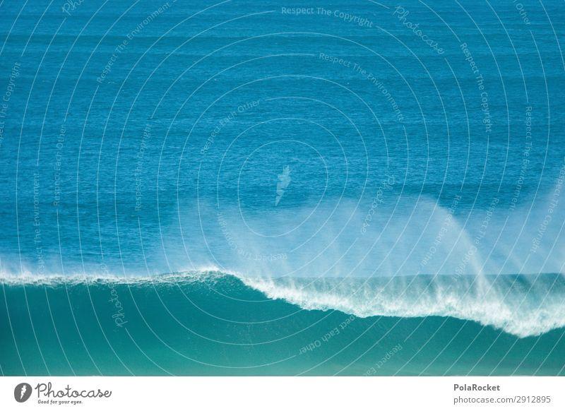 #A# WellenSchlag Kunst ästhetisch Wellengang Meer Surfen Surfer Surfbrett Surfschule Fuerteventura Farbfoto mehrfarbig Innenaufnahme Studioaufnahme Nahaufnahme