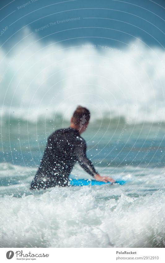 #AE# learning Ferien & Urlaub & Reisen Kunst Wellen ästhetisch Surfen Surfer Wellengang Urlaubsfoto Surfbrett Urlaubsstimmung Wellenform Wellenschlag