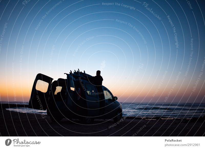 #A# enjoying earth Kunst ästhetisch Erholung Erholungsgebiet Surfen Surfer Surfbrett Surfschule Farbfoto Gedeckte Farben Außenaufnahme Detailaufnahme Experiment