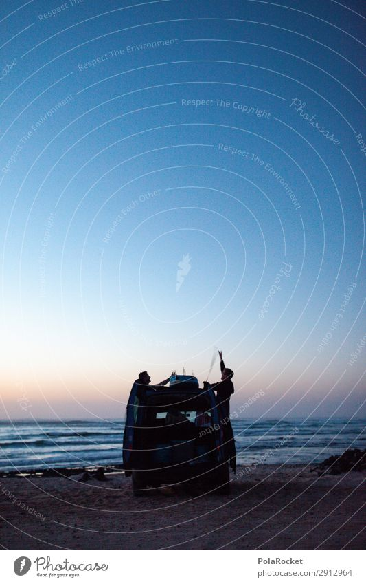 #A# SurfTrip Ferien & Urlaub & Reisen Meer Erholung Kunst ästhetisch Surfen Surfer Urlaubsfoto Surfbrett Urlaubsstimmung Meerstraße Surfschule
