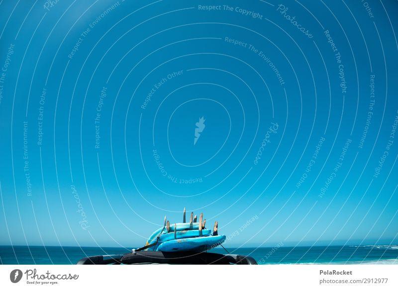 #A# StrandTag Sommer Meer Kunst ästhetisch Sommerurlaub Surfen sommerlich Surfer Surfbrett Surfschule