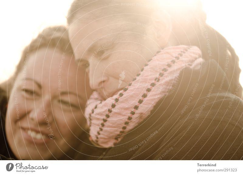 Hiddensee | . Mensch Frau Jugendliche Sonne Erwachsene feminin Frühling Glück Kopf 18-30 Jahre Freundschaft Körper blond authentisch Fröhlichkeit Schönes Wetter