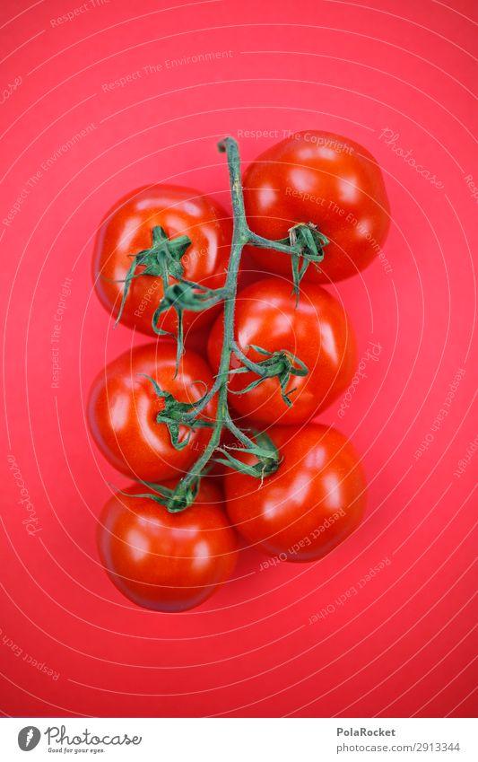 #A# RED TOMATO Kunst ästhetisch Tomate rot Tomatensauce Tomatensalat Tomatenplantage Tomatensaft Tomatensuppe Vegane Ernährung Gesunde Ernährung
