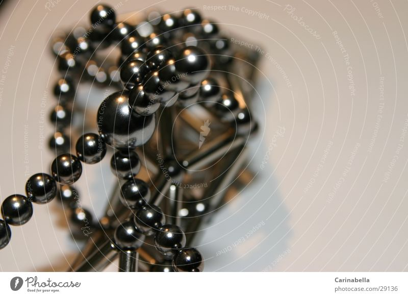 Magnete obskur Kugel Kugelgebilde Metall Chromkugeln
