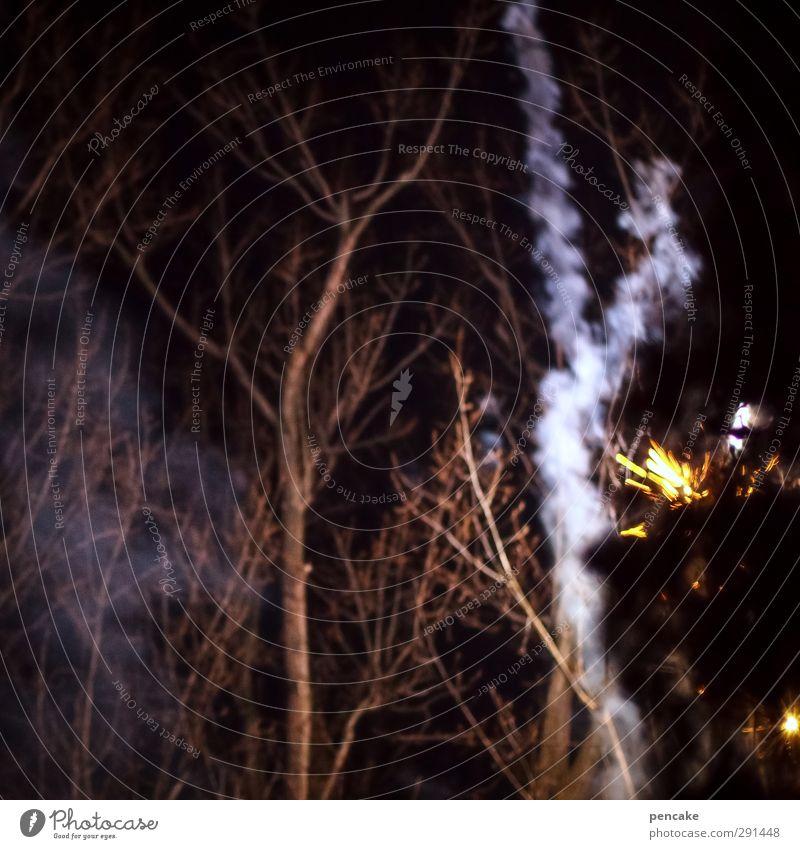 störfaktor | bombenstimmung Feste & Feiern Party Stimmung Jugendkultur violett Krankheit Rauch Rauchen Euphorie Feuerwerk Aggression Alkohol brennen Punk