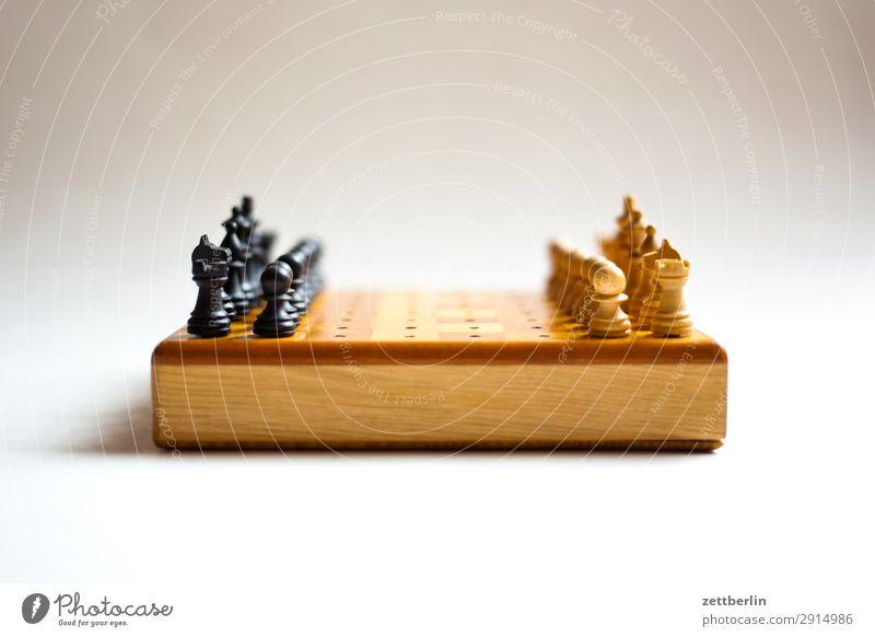 Schach Anordnung Landwirt Beginn Brettspiel grundaufstellung grundstellung König Läufer Schachbrett Schachfigur schwarz Spielen Spielfigur springer Turm weiß