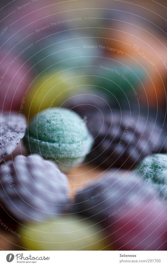 Zuckererbse Lebensmittel Süßwaren Bonbon Ernährung Essen lecker süß mehrfarbig Farbfoto Menschenleer Textfreiraum oben Textfreiraum unten Tag