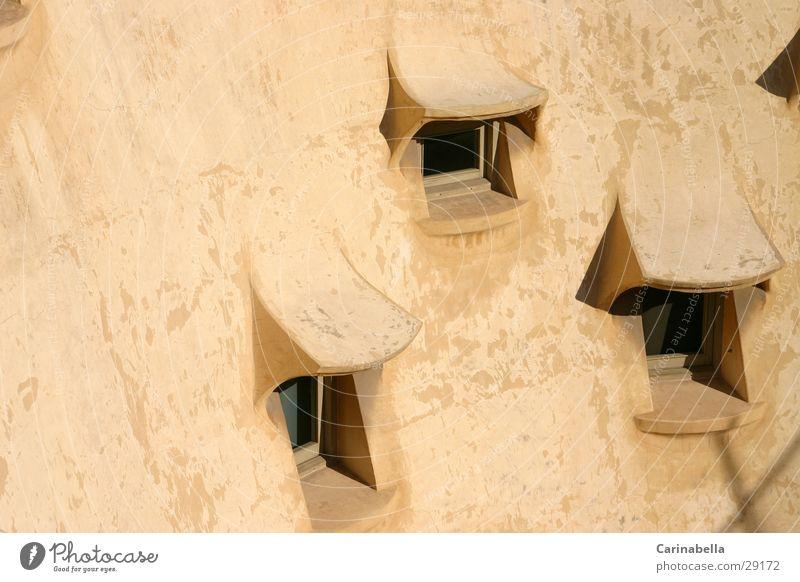 Dachfenster Luke Haus Barcelona Architektur Freude