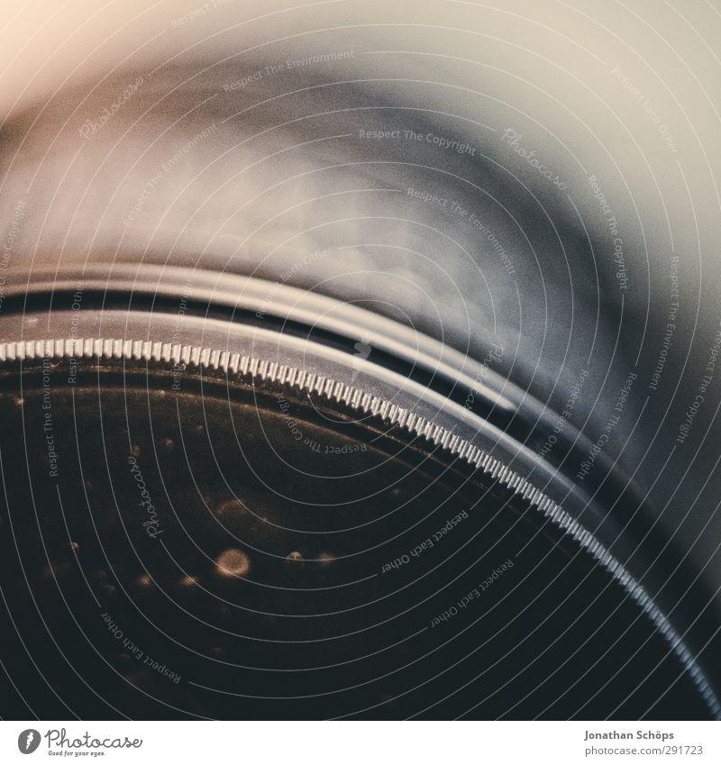 Linse Kunst alt ästhetisch retro Objektiv Filter Fotografie Fototechnik Optik Quadrat Zylinder Riffel rund Farbfoto Gedeckte Farben Nahaufnahme Detailaufnahme