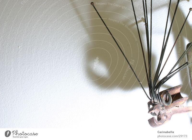 Grimlin II Eisen Schweißen Skulptur obskur Eisenplastik Metall