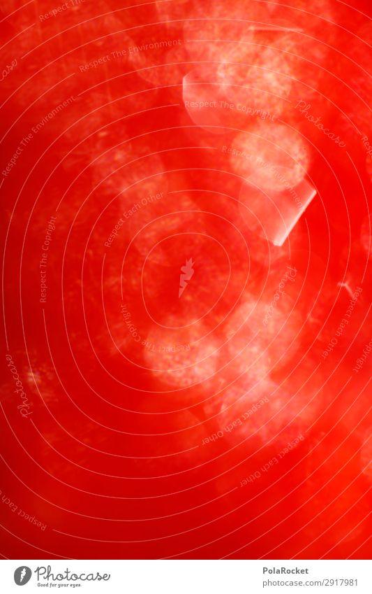 #A# ErdbeerWeich Kunst ästhetisch Erdbeeren Erdbeereis Erdbeermarmelade rot abstrakt Farbfoto mehrfarbig Außenaufnahme Detailaufnahme Experiment Menschenleer