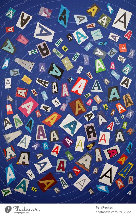 #A# AMIX Kunst ästhetisch Buchstaben Buchstabensuppe Buchstabennudeln Mischung Typographie viele Schriftzeichen Schriftstück Farbfoto mehrfarbig Innenaufnahme