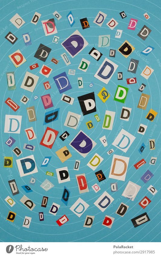 #A# DMIX Kunst ästhetisch d Buchstaben Buchstabensuppe viele Typographie Kreativität Idee gestalten Farbfoto mehrfarbig Innenaufnahme Studioaufnahme Nahaufnahme