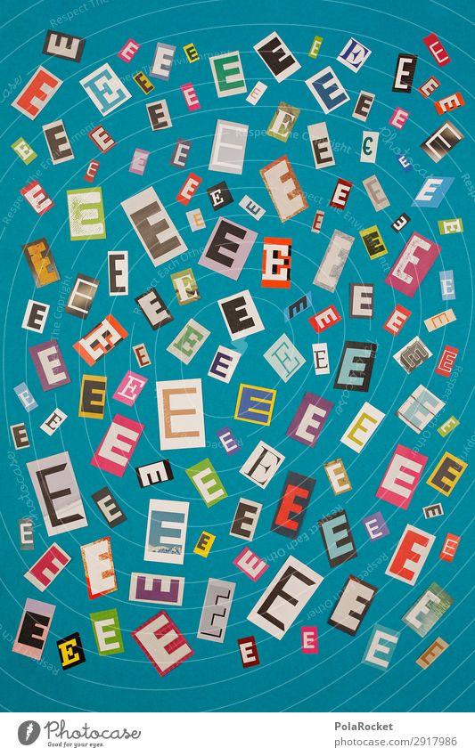 #A# EMIX Kunst Kunstwerk Zeichen Schriftzeichen ästhetisch Buchstaben Buchstabensuppe viele Typographie Kreativität Idee Design Designer Designwerkstatt
