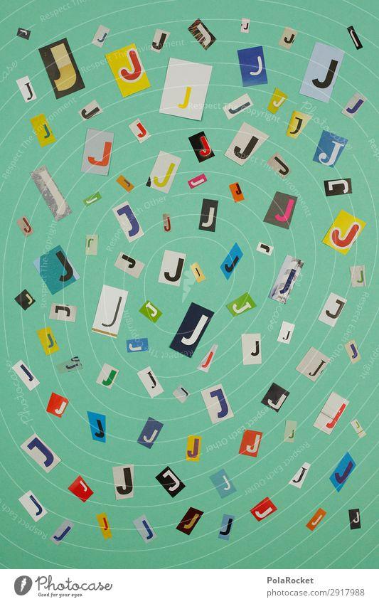 #A# JMIX Kunst Kunstwerk ästhetisch Buchstaben Buchstabensuppe viele Typographie Mosaik gestalten Design Idee Farbfoto mehrfarbig Innenaufnahme Studioaufnahme