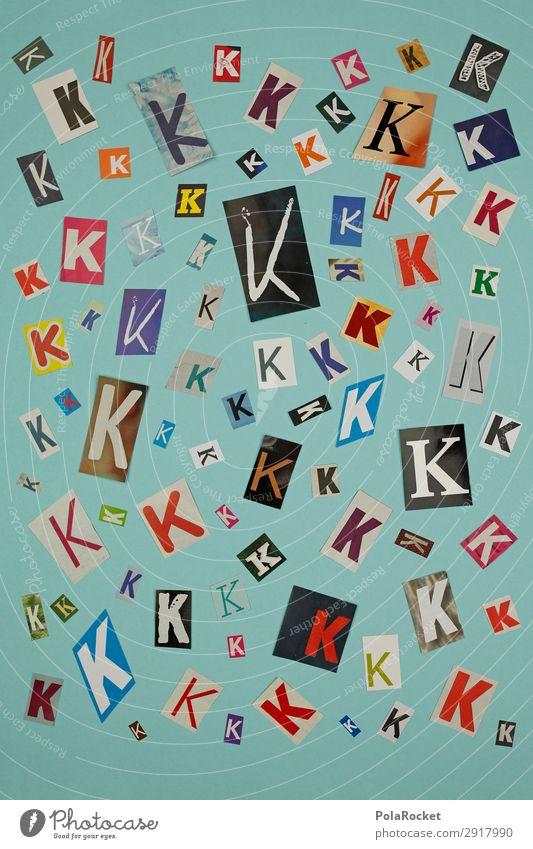 #A# KMIX Kunst Kunstwerk ästhetisch Buchstaben Buchstabensuppe viele Mosaik Typographie Kreativität Idee Design Designwerkstatt Sprache Farbfoto mehrfarbig