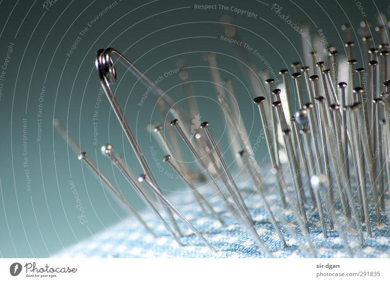 """Akupunktur für Anfänger Werkzeug Stahl machen Aggression außergewöhnlich Wut sparsam gefährlich Konzentration """"stechen,scharf,nadelkissen,klein,nadel,"""" Farbfoto"""