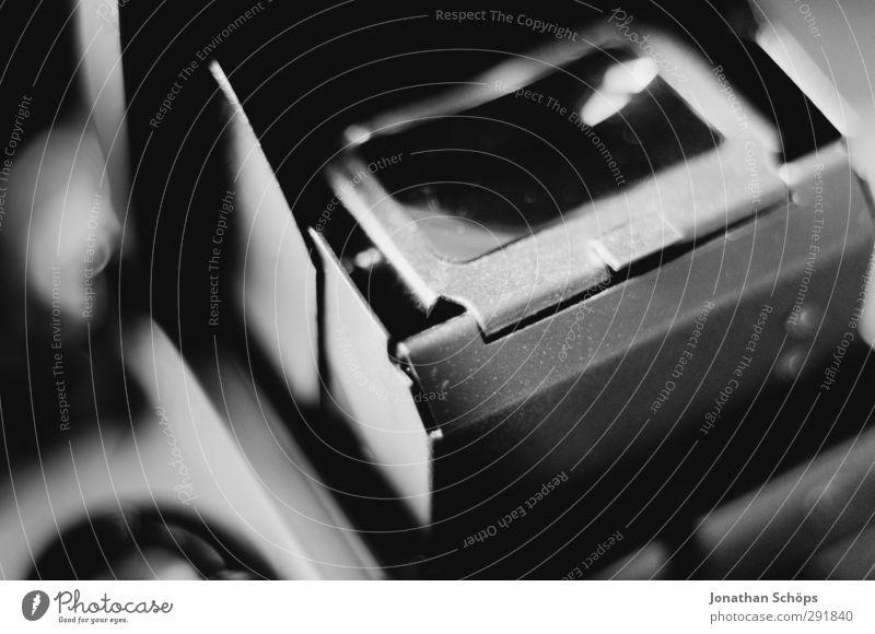 Sucher retro Fotokamera Fotografie Fototechnik analog Technik & Technologie Technikfotografie Detailaufnahme Einstellungen Schwache Tiefenschärfe drehen alt