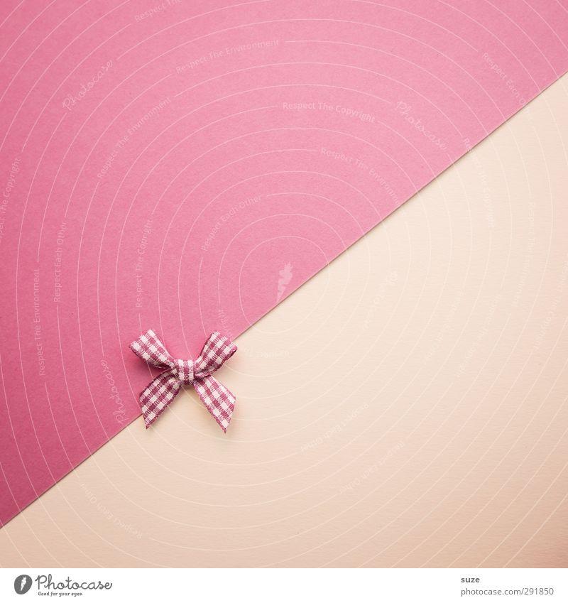 Simple Things schön feminin Stil Lifestyle klein Feste & Feiern rosa Design Freizeit & Hobby Dekoration & Verzierung Geburtstag Kreativität Geschenk einfach