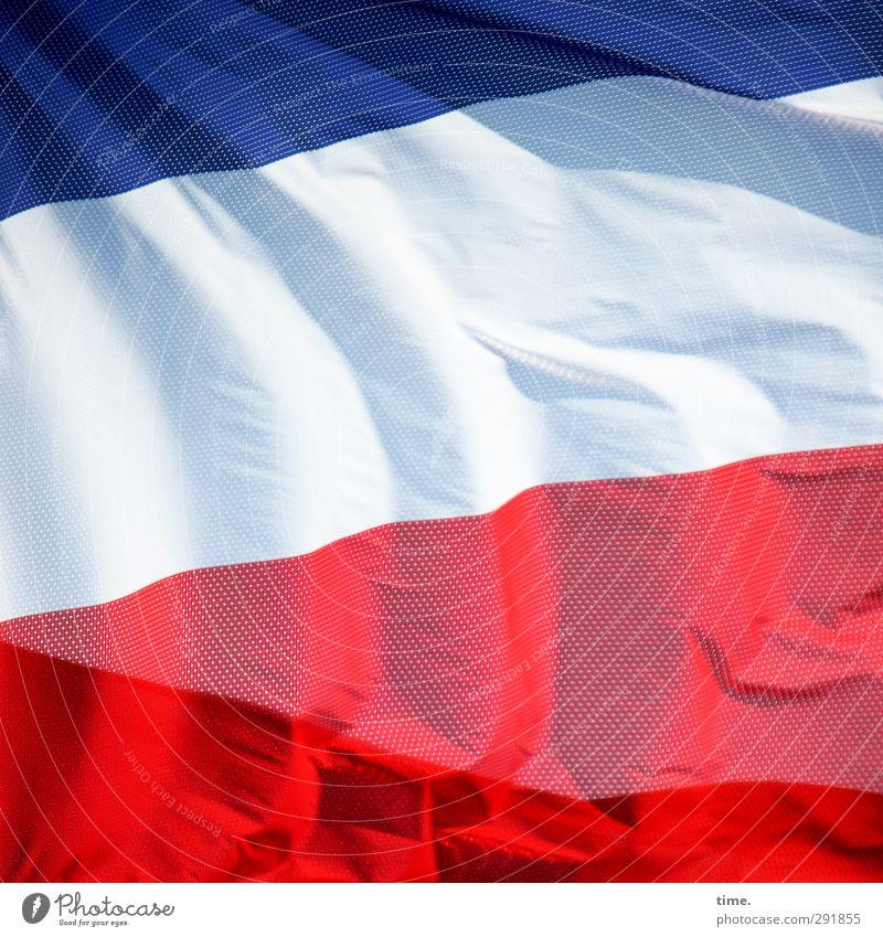 Blowjob Fahne niederländisch Niederlande Kunststoff Zeichen hängen rot Begeisterung Euphorie Kraft Leidenschaft beweglich Bewegung Energie erleben Inspiration