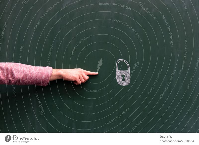 abgeschlossen Reichtum elegant Geld Bildung Wissenschaften Mensch Arme Hand Finger 1 Kunst Künstler Tresor Weisheit Schloss umhängeschloss Sicherheitsdienst
