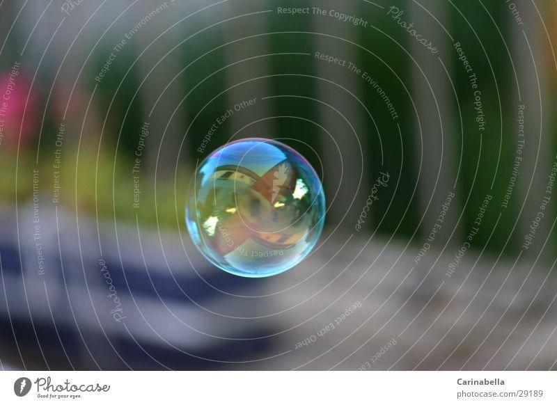 Seifenblase Luft fliegen rund Freizeit & Hobby Kugel Schweben