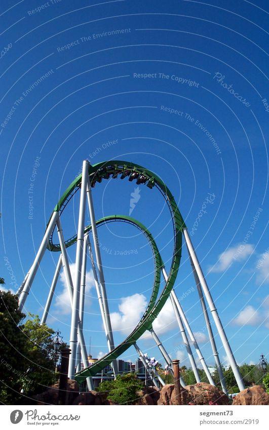hulkcoaster Achterbahn