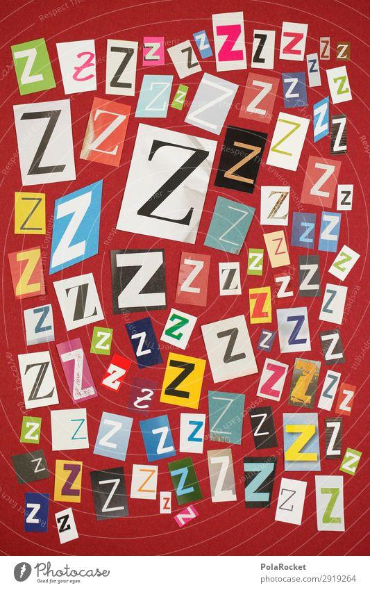 #A# ZMIX Kunst Kunstwerk ästhetisch z Buchstaben Buchstabensuppe viele Typographie Sprache sprechen Telekommunikation Farbfoto mehrfarbig Innenaufnahme