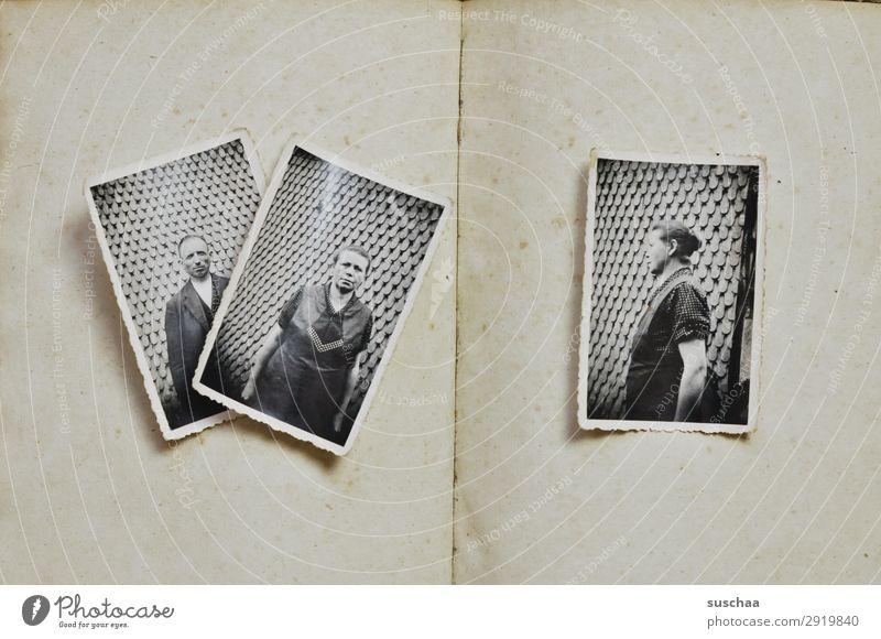 alte fotos Fotografie Fotografieren analog Erinnerung Nostalgie Trauer Familienalbum Fotoalbum Vergangenheit Vergänglichkeit Kindheit Erbe bewahren verlieren