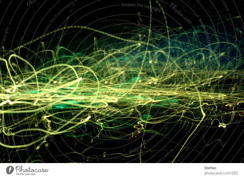 Lightwave # gamma Lampe Stil verrückt Coolness Spuren Streifen Nacht