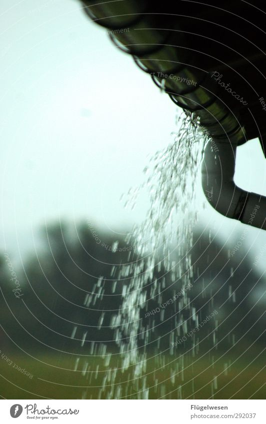Wasserverschwendung Ferien & Urlaub & Reisen Wassertropfen Sommer Klima Klimawandel Wetter schlechtes Wetter Unwetter Sturm Nebel Regen Gewitter Blitze Hagel